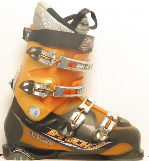 Pánske lyžiarky BAZÁR Atomic B-Tech 275