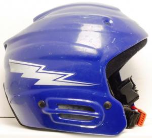 Lyžiarska prilba BAZÁR Snow blue 52