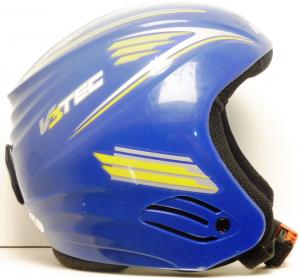 Lyžiarska prilba BAZÁR V3tec blue 52