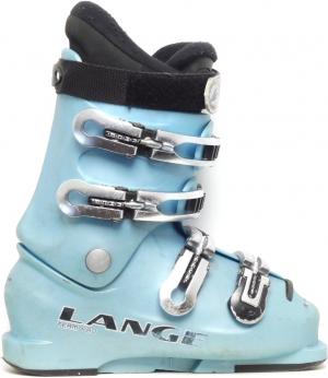 Detské lyžiarky BAZÁR Lange Team Pro 235