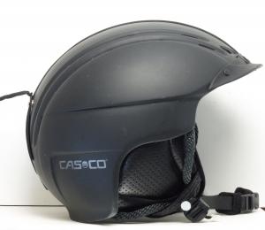 Lyžiarska prilba BAZÁR Casco CX Black S*