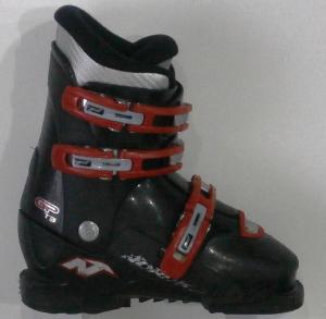 Detské lyžiarky BAZÁR Nordica GPT 3 235*