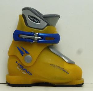 Detské lyžiarky BAZÁR Head Carve X1 190