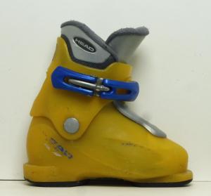 Detské lyžiarky BAZÁR Head Carve X1 150