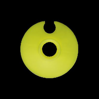 Klobúčik na Leki palice Racing Ø 50 mm Neon