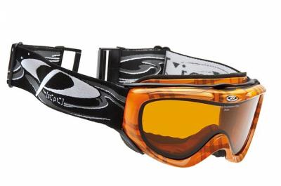 Lyžiarske okuliare CP Baila mandarin