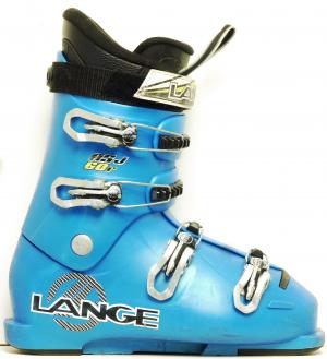 Detské lyžiarky BAZÁR Lange RSJ 60 235