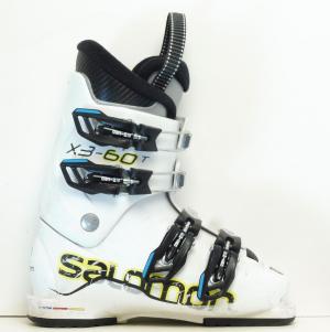 Detské lyžiarky BAZÁR Salomon X360T 210