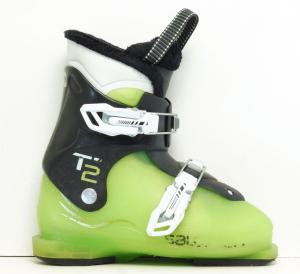 Detské lyžiarky BAZÁR Salomon T3 Green 210