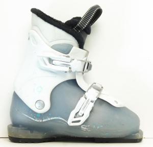 Detské lyžiarky BAZÁR Salomon T2 Blue 210