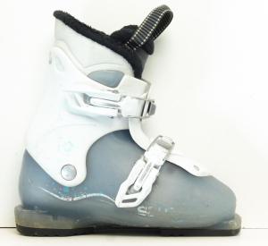 Detské lyžiarky BAZÁR Salomon T2 Blue 180