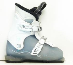 Detské lyžiarky BAZÁR Salomon T2 Blue 190