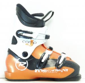 Detské lyžiarky BAZÁR Rossignol Comp J 225