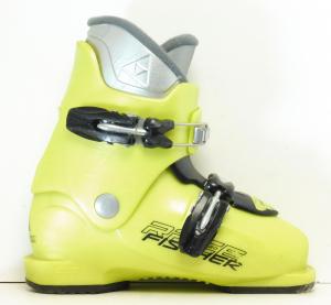 Detské lyžiarky BAZÁR Fischer Race JR2 205