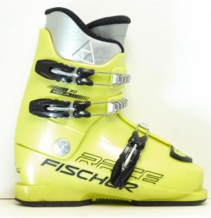 Detské lyžiarky BAZÁR Fischer Race JR3 240