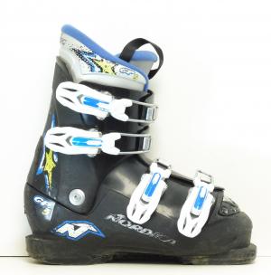 Detské lyžiarky BAZÁR Nordica GPTJ4 Blue 210