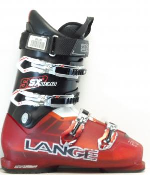 Pánske lyžiarky BAZÁR Lange SX DEMO 255