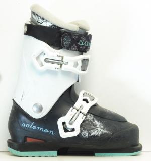 Detské lyžiarky BAZÁR Salomon Keira 250