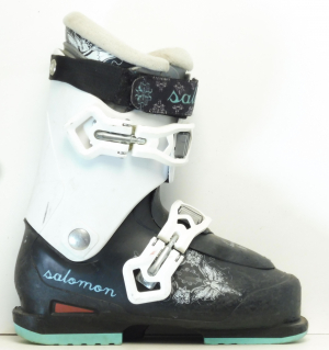 Detské lyžiarky BAZÁR Salomon Keira 240