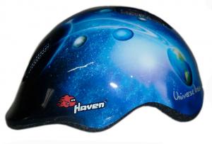Detská prilba na bicykel Haven Universe
