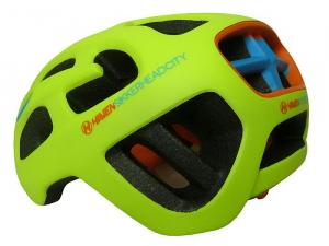 Detská prilba na bicykel Haven Sikker Head green