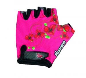 Detské rukavice na bicykel Haven Dream flowers