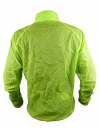 Detská bunda na bicykel Haven Featherlite Green