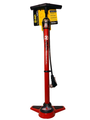 Pumpa na bicykel Haven Technical Red/Black