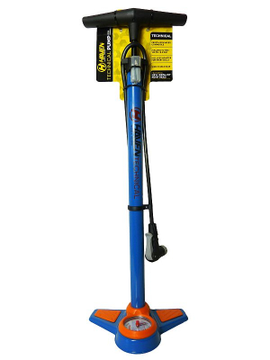 Pumpa na bicykel Haven Technical Blue/Orange