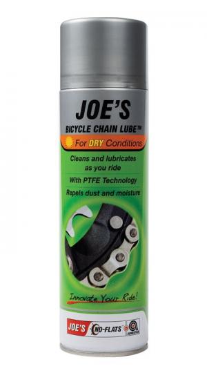 Mazadlo na reťaz Joes Chain Lube Dry 500 ml