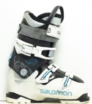 Dámske lyžiarky BAZÁR Salomon Quest Access 240 ab557f91bf0