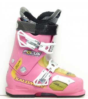 Dámske lyžiarky BAZÁR Salomon Focus Pink 235