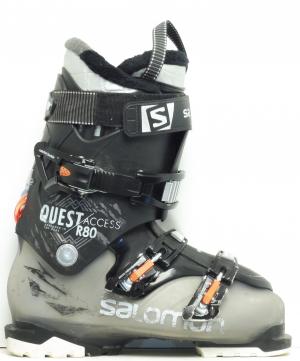 Dámske lyžiarky BAZÁR Salomon Quest Access R80 265