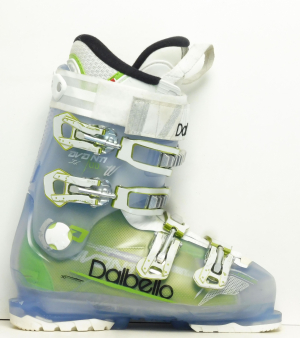 Dámske lyžiarky BAZÁR Dalbello LTD 255 cc0dad097eb