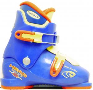 Detské lyžiarky BAZÁR Head Carve X2 190