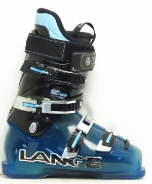 Detské lyžiarky BAZÁR Lange Comp Team 80 255