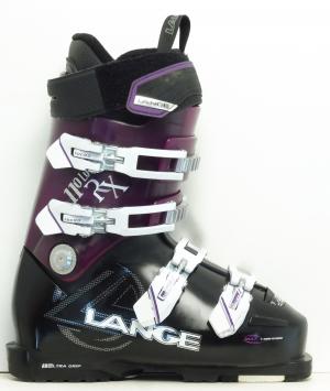 Dámske lyžiarky BAZÁR Lange RX LV 245