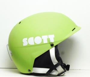 Lyžiarska prilba BAZÁR Scott Trouble green S