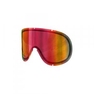 Náhradné sklo na okuliare POC Retina Big - Pink with Gold mirror lens