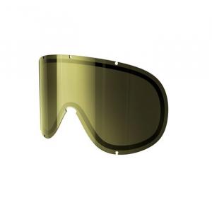 Náhradné sklo na okuliare POC Retina Big Comp - Smokey Yellow