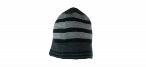 Detská lyžiarska čiapka Obermeyer Traverse Knit Hat Kid Light Heather Grey