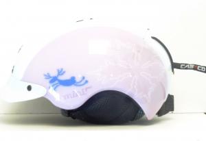 Lyžiarska prilba BAZÁR Casco Mini Pro Pink 44-50