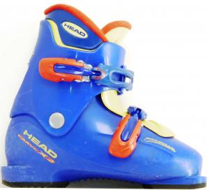 Detské lyžiarky BAZÁR Head Carve X2 225
