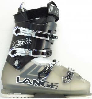 Pánske lyžiarky BAZÁR Lange SX 80 295