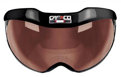Náhradný štít Casco SNOWmask 6 Visor black Vautron
