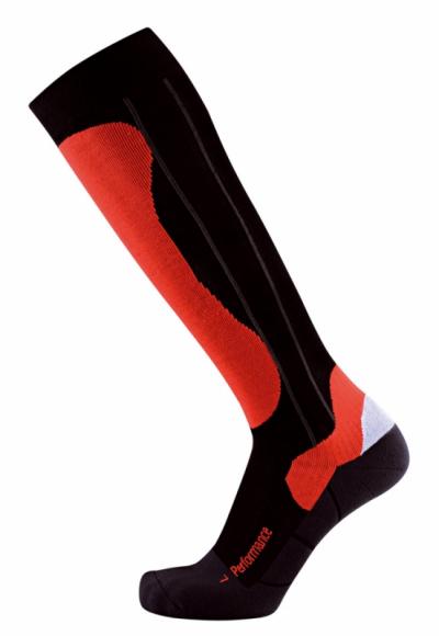 Lyžiarske termoponožky Sidas Performace
