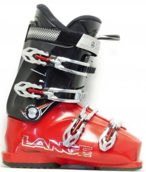 Detske lyžiarky BAZÁR Lange Blaster RED 245
