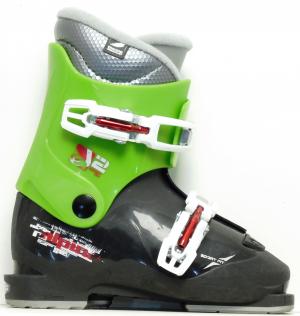 Detské lyžiarky BAZÁR Alpina J2 200