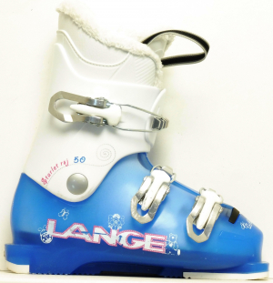 Detské lyžiarky BAZÁR Lange Starlett 215