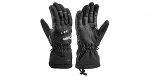 Lyžiarske rukavice Leki Vertex S bk/white